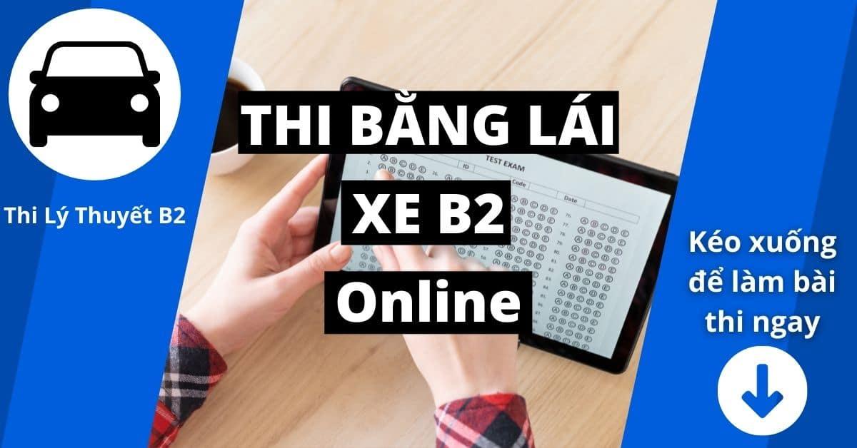 Thi lý thuyết b2